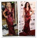 Who Wore Alexander McQueen Better? Patsy Kensit or Eva Green