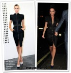 Runway To Harper's Bazaar Cover Party - Victoria Beckham In Victoria Beckham Collection