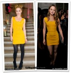 Who Wore Roland Mouret Better? Laura Bailey or Devon Aoki