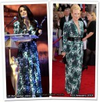 Who Wore Balenciaga Better? Salma Hayek or Meryl Streep