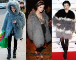 Pixie Geldof Loves...Big Fluffy Coats