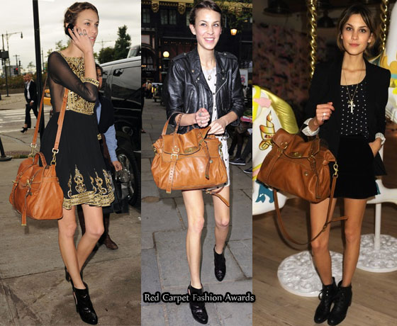 a67d844746 Alexa Chung Loves Her Mulberry  Alexa  Bag - Red Carpet Fashion Awards