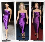 Who Wore Victoria Beckham Collection Better? Victoria Beckham, Katherine Jenkins Or Drew Barrymore