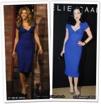Who Wore Elie Saab Better? Beyonce Knowles or Dita von Teese