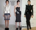 "Runway To ""Supima Design Competition"" - Coco Rocha In Victor de Souza"
