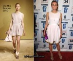 Runway To BAFTA/LA's 16th Annual Awards Season Tea Party - Diane Kruger In Miu Miu