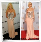Who Wore Versace Better? Donatella Versace or Christina Aguilera