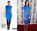 Runway To BAFTA/LA's 16th Annual Awards Season Tea Party - Emily Blunt In Carolina Herrera