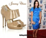 In Emily Blunt's Closet - Jimmy Choo Private Patent Leather Sandals