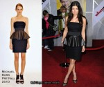 "Runway To ""When In Rome"" LA Premiere - Fergie In Michael Kors"