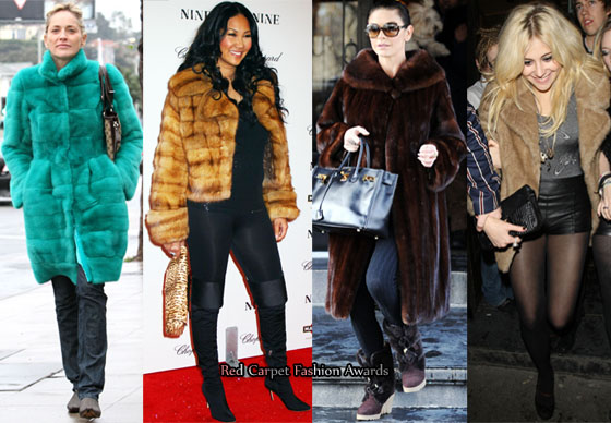 Shop the Best Coats Celebrities Are Wearing RightNow