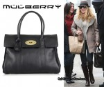 In Blake Lively's Closet - Mulberry Bayswater Bag