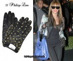 In Beyonce Knowles' Closet - 3.1 Phillip Lim Studded Gloves