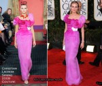 2010 Golden Globes Awards - Best Dressed
