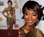 "Grammy Awards ""Salute To Icons Honoring Doug Morris"" Clive Davis Event - Keri Hilson"