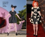 Hayley Williams Wears Chelesa Rebelle To The People's Choice Awards