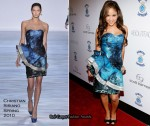 "Runway To Scott Barnes' ""About Face"" Book Launch Party - Kat Deluna In Christian Siriano"