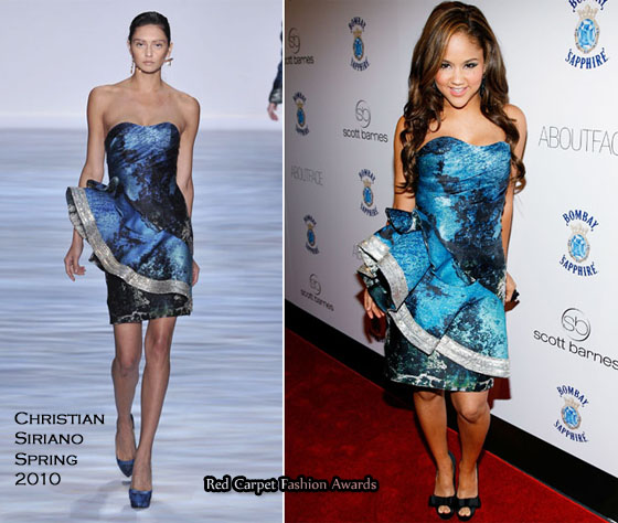 "Runway To Scott Barnes' ""About Face"" Book Launch Party - Kat Deluna"