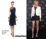 Runway To Kate Moss For Longchamp Collection Launch Party - Kate Moss In Valentino