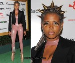 Oh No She Didn't - Kelis In Alexander McQueen Armadillo Heels