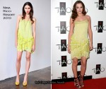 In Leighton Meester's Closet - Christopher Kane & Nina Ricci
