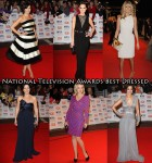 Who Was Your Best Dressed At The National Television Awards?