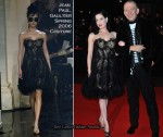 2010 NRJ Music Awards - Dita von Teese In Jean Paul Gaultier Couture