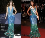2010 NRJ Music Awards - Malika Menard In Zuhair Murad Couture