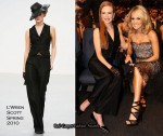 Runway To 2010 People's Choice Awards - Nicole Kidman In L'Wren Scott