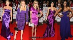 2010 National Television Awards Trends: Purple