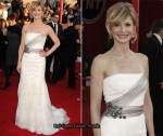 2010 SAG Awards - Kyra Sedgwick In Vera Wang