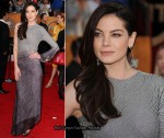2010 SAG Awards - Michelle Monaghan In Calvin Klein