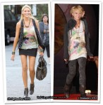 Who Wore Topshop Better? Stephanie Pratt or Ekaterina Ivanova