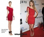 Runway To Saks Fifth Avenue's Unforgettable Evening - Taylor Swift In Valentino