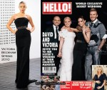 Runway To Hello Magazine - Victoria Beckham In Victoria Beckham Collection