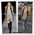 Runway To Heathrow Airport - Victoria Beckham In Isabel Marant