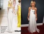 Runway To 2010 Grammy Awards - Carrie Underwood in Edition by Georges Chakra