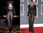 Runway To 2010 Grammy Awards - Ciara In Givenchy