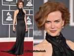 2010 Grammy Awards - Nicole Kidman In Prada