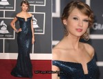 2010 Grammy Awards - Taylor Swift In Kaufman Franco