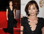 2010 BAFTAs - Kristin Scott Thomas In Louis Vuitton