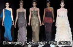 Badgley Mischka Fall 2010