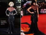 Runway To 2010 Brit Awards - Lily Allen In Chanel