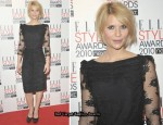2010 Elle Style Awards - Claire Danes In Burberry