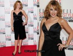 2010 Elle Style Awards - Kylie Minogue In YSL
