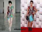 2010 Elle Style Awards - Lisa Snowden In Peter Pilotto