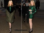 Burberry Prorsum Fall 2010 Presentation - Kate Hudson In Burberry Prorsum
