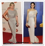 Who Wore Versace Better? Jane Krakowski or Bettina Zimmermann