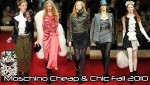 Moschino Cheap & Chic Fall 2010