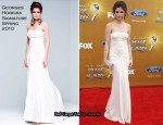 Runway To 41st NAACP Image Awards - Selena Gomez In Georges Hobeika